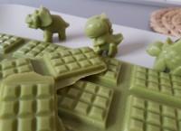 čokolada s matchou